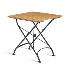 Vanna Arch Square Folding Table